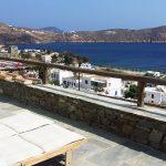 Σπίτι για ενοικίαση στην Σέριφο βίλα Ανέμη με θέα στην θάλασσα