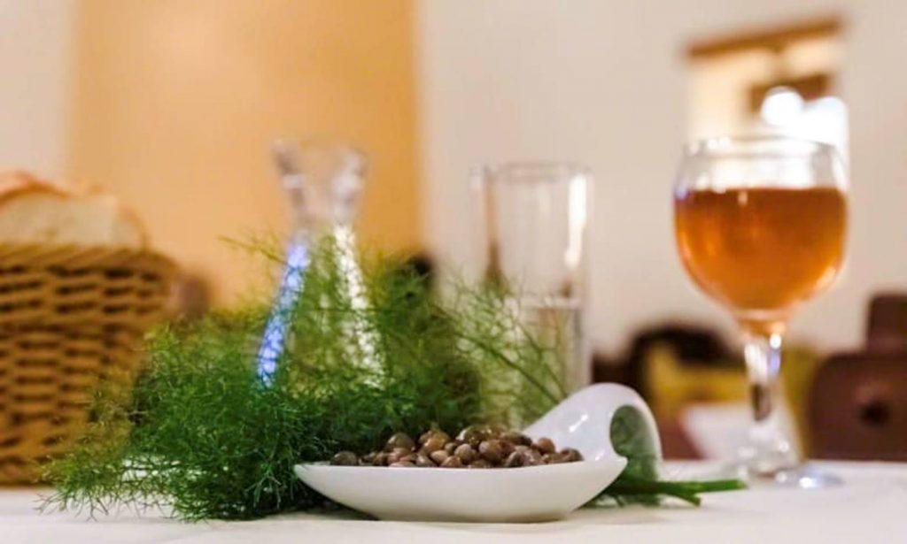 Παραδοσιακές γεύσεις της Σερίφου